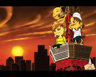 'Giant kids' 01 by wilder-r