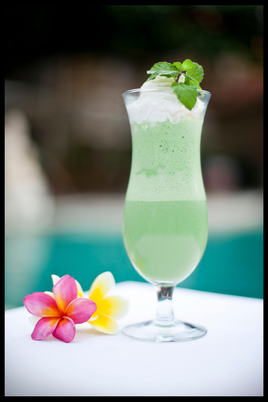 Tropical Mocktail by Nickz-Phew