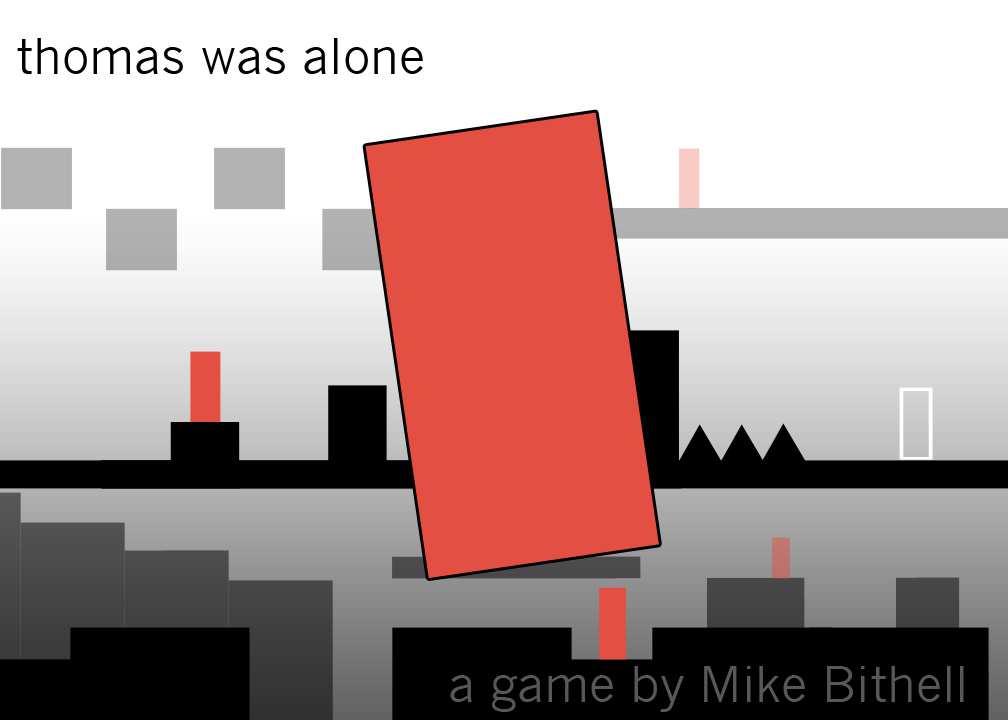 Thomas Was Alone by Kingdomkey55