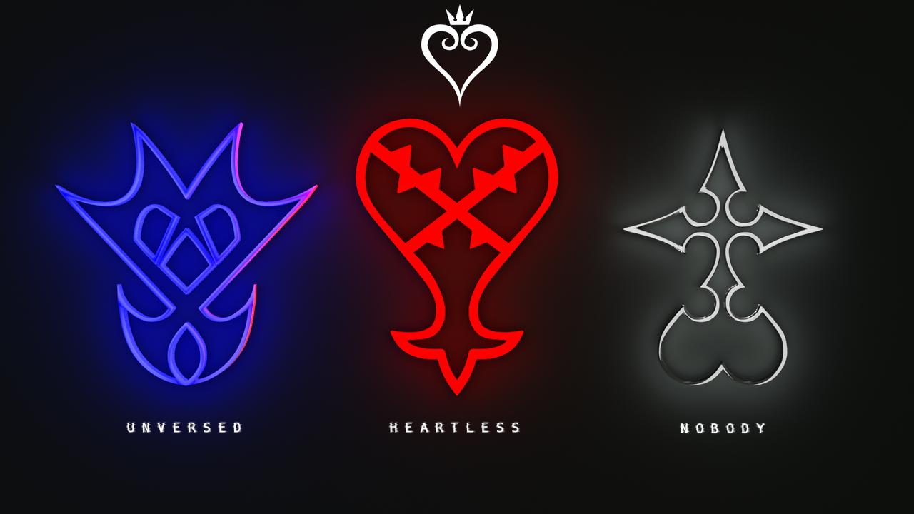 kingdom hearts wallpaper by megaxela on deviantart