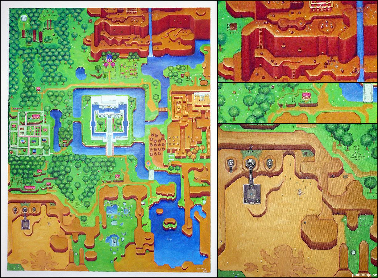 Zelda 3 map by pixel ninja on deviantart zelda 3 map by pixel ninja gumiabroncs Image collections
