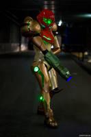 Metroid Varia Suit 3 by pixel-ninja
