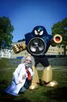 Megaman cosplay