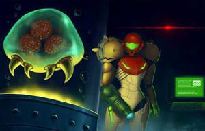 Metroid lab by pixel-ninja
