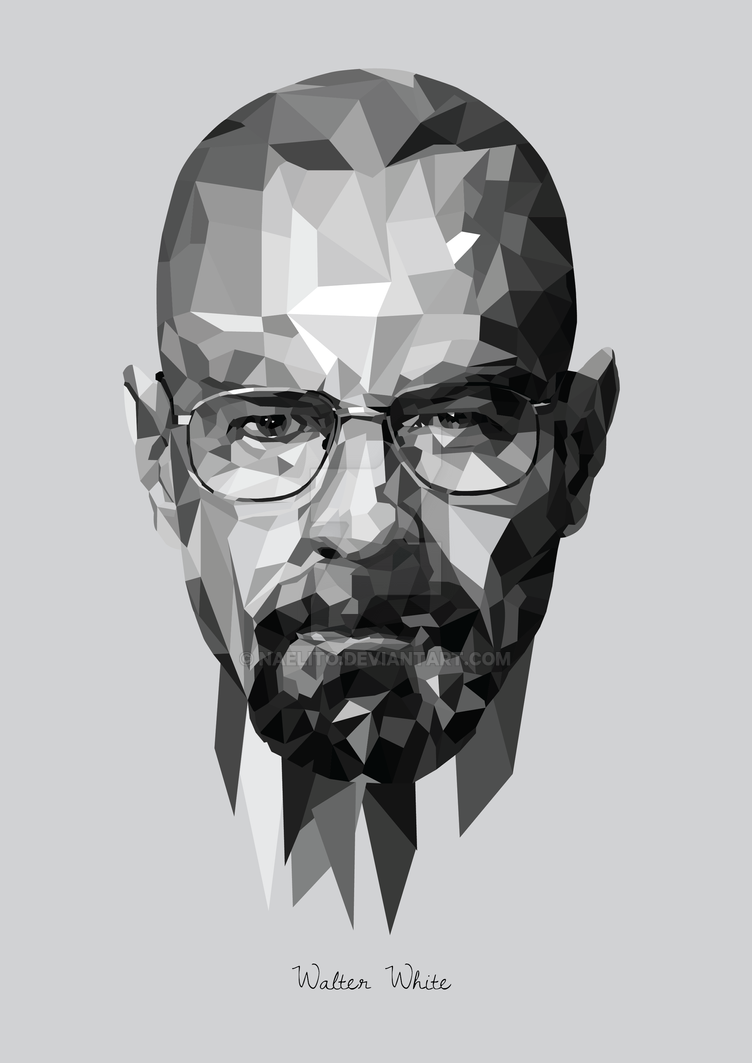 Walter White by Naelito