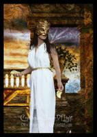 Goddess by BearerofLight