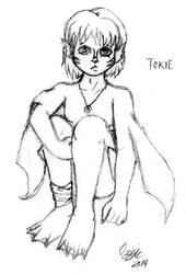 Tokie Sketch
