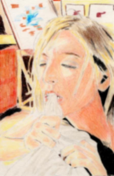 HayleyMarieCoppin in prismacolor by ElrondKane