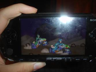 Mega Man: Maverick Hunter X2 by Shinobi-Gambu