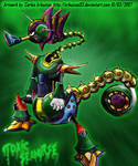 Toxic Seahorse - MMX3