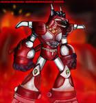 Magma Dragoon Rearranged