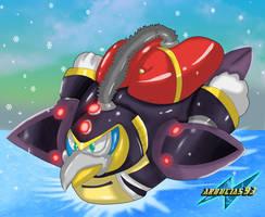 MMX - Chill Penguin by Shinobi-Gambu