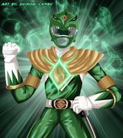 Dragon Ranger by Shinobi-Gambu