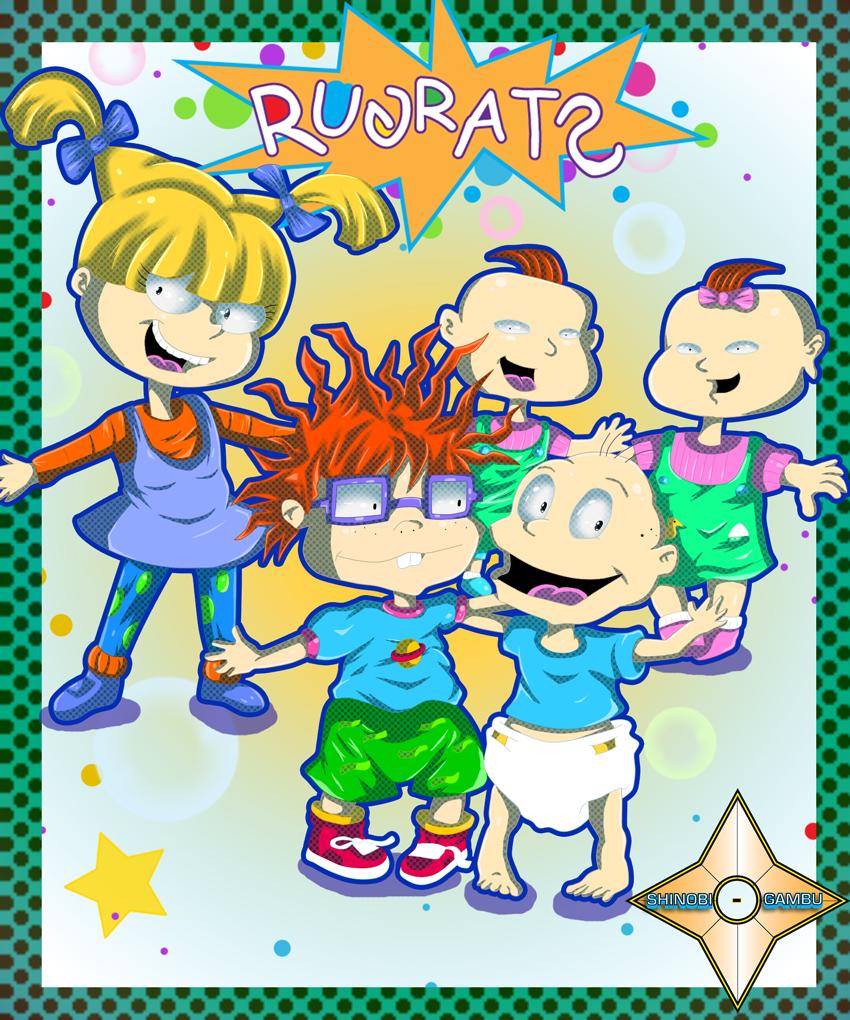 Rugrats by Shinobi-Gambu on DeviantArt