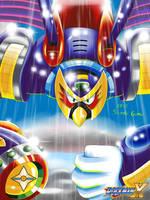 RKX - Storm Eagle by Shinobi-Gambu