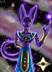 God of Destruction by Shinobi-Gambu