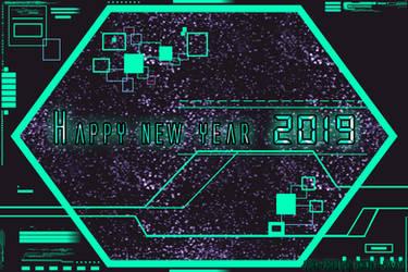 Happy 2019 by Shinobi-Gambu