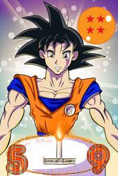 Son Goku day by Shinobi-Gambu