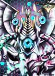 YGO: Cyber End Dragon by Shinobi-Gambu