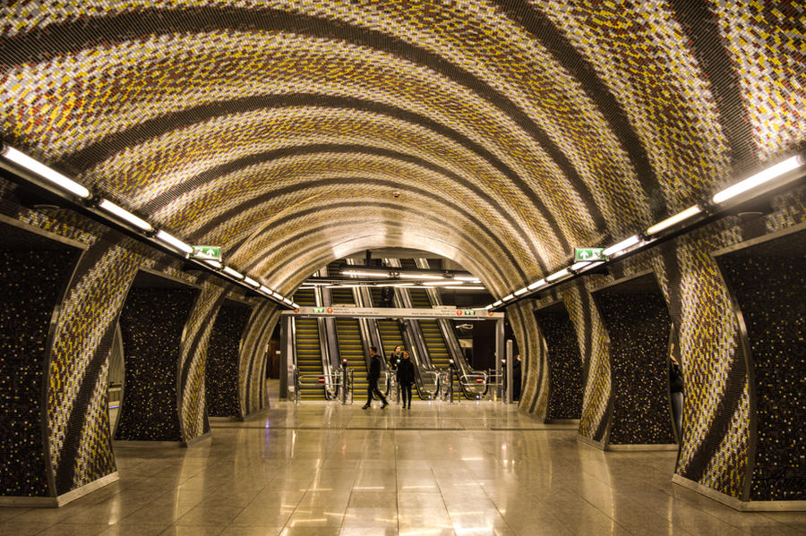 Underground Milky Way by TheRafflesia