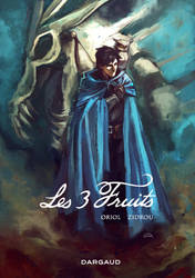 Les 3 Fruits Cover Contest