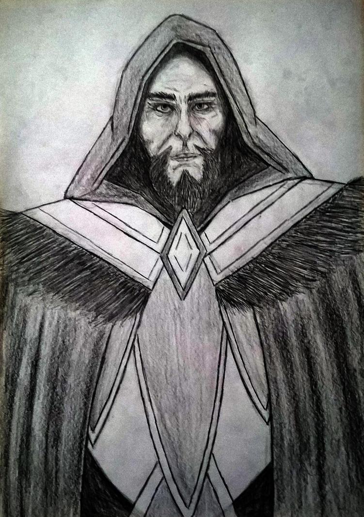 Medivh by Rilv