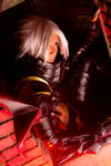 Haseo - Edge of Hell by BertLePhoto