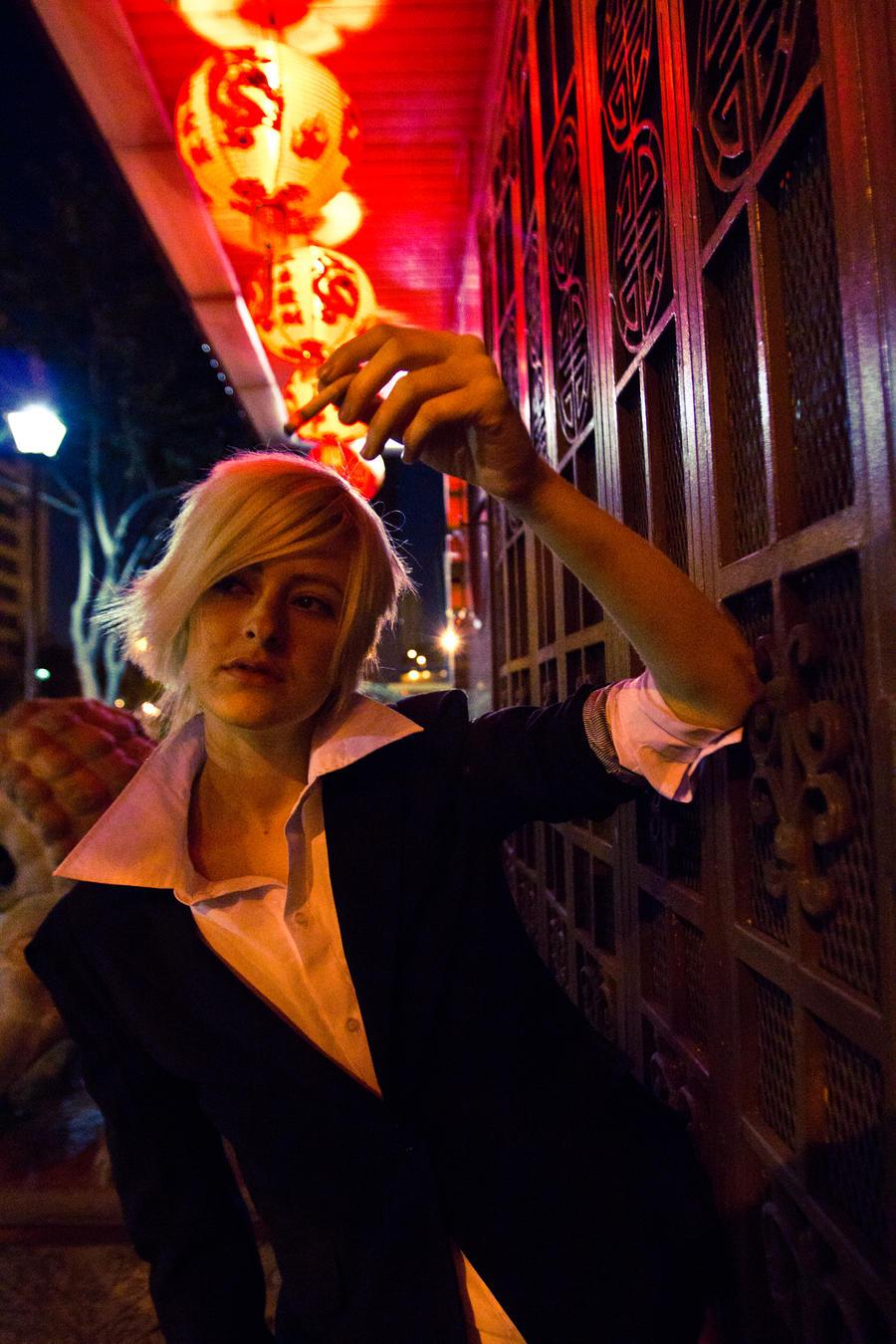 Chinatown by BertLePhoto