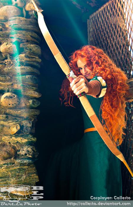Brave: Arrows Blazing