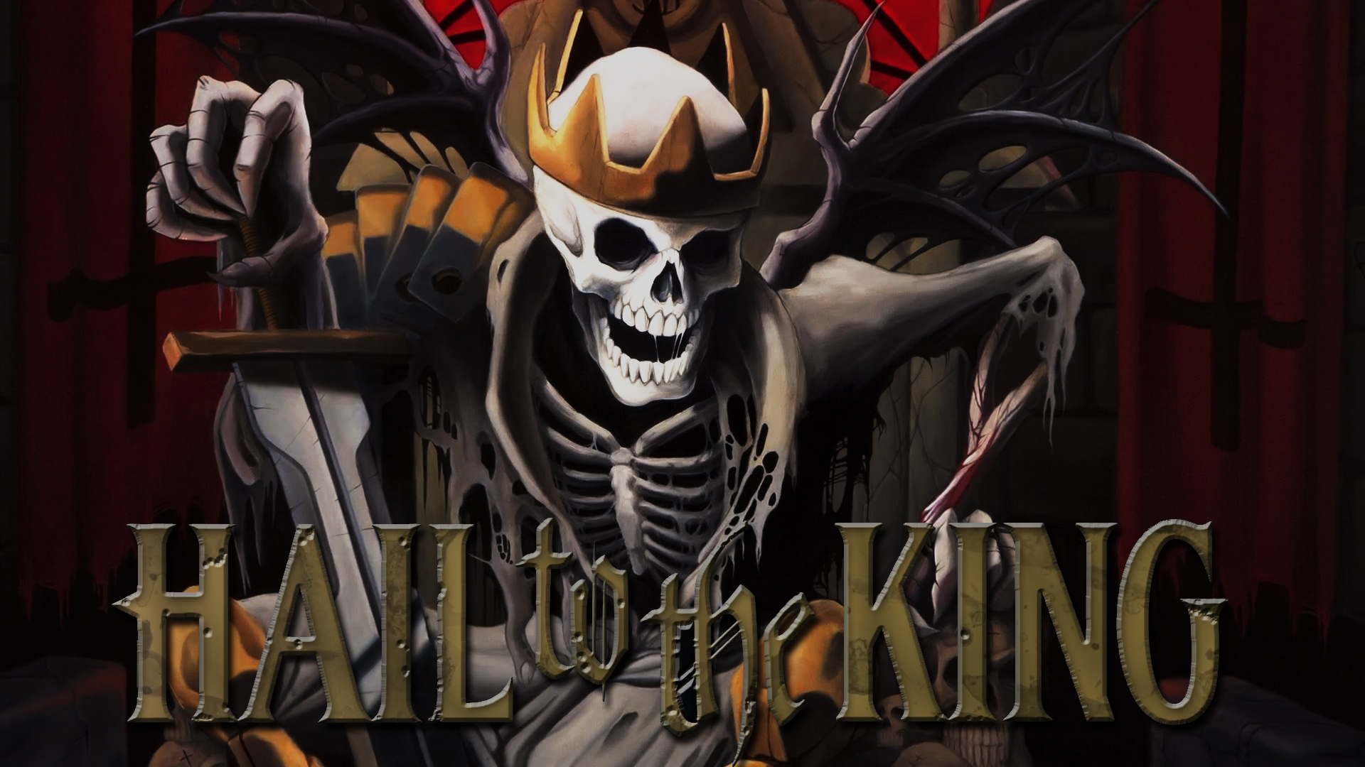 Hail To The King Avenged Sevenfold Wallpaper By ChaoticHazard