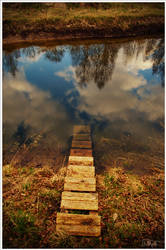 Stairway to Heaven.. by B-Hart