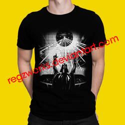 Pop culture Tshirt design Mock Up (Design By Reggi by Regzworks