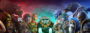 Warcraft - Horde and Alliance