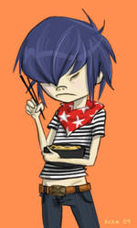 Noodle by ackm