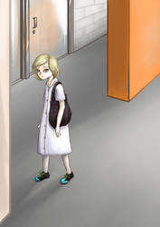Going to the lab by ackm