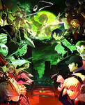 The world of Persona 3