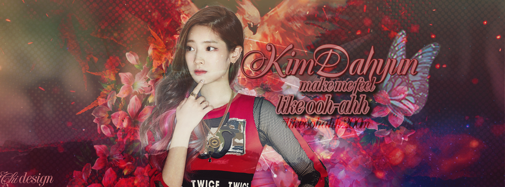 makemefeel - kimdahyun by karinecucheoo