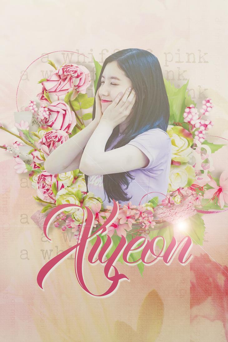 xiyeon - park siyeon by karinecucheoo