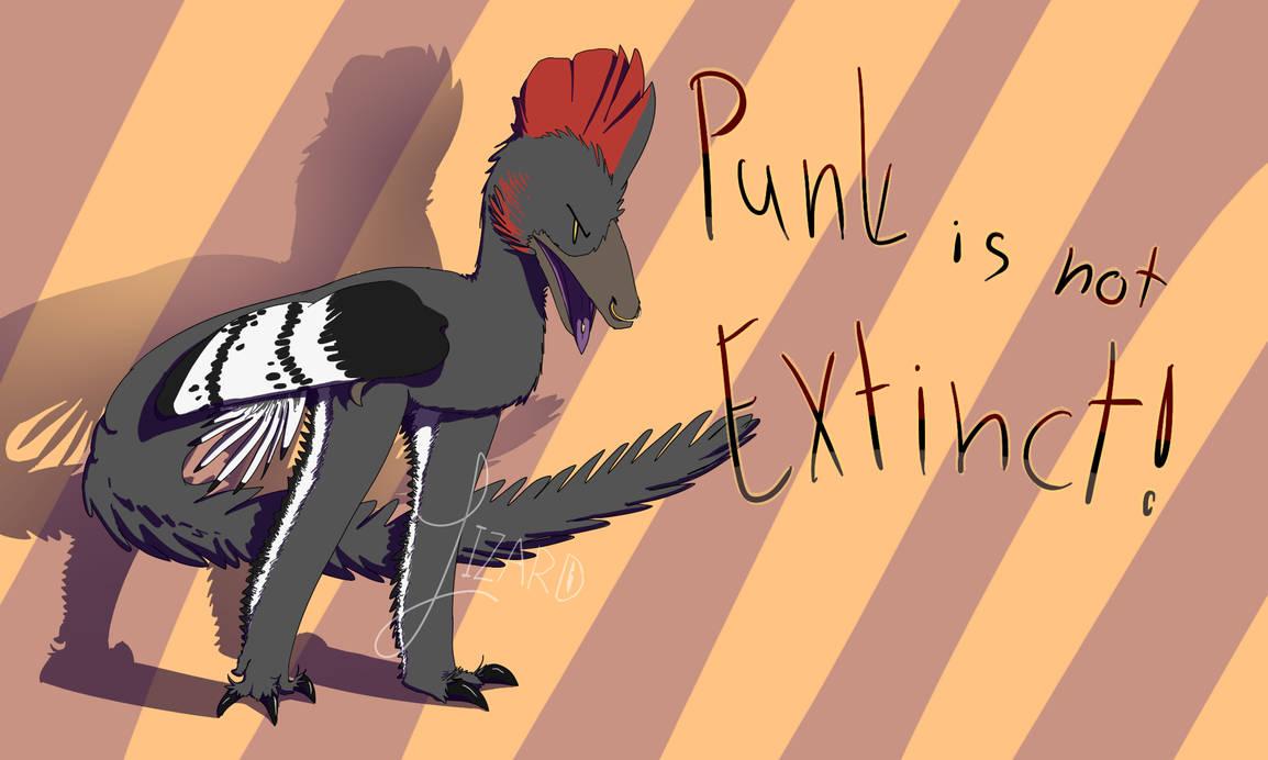 Punkchiornis Huxleyi by Lizardsaurus