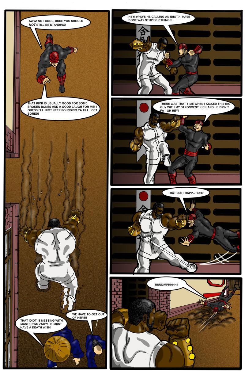 SDL vs Ritualist pg2 by hulkdaddyg