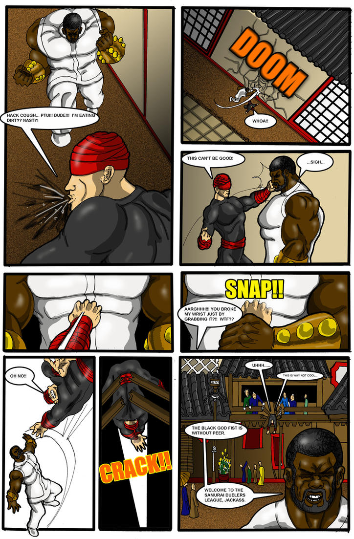SDL vs Ritualist pg3 by hulkdaddyg