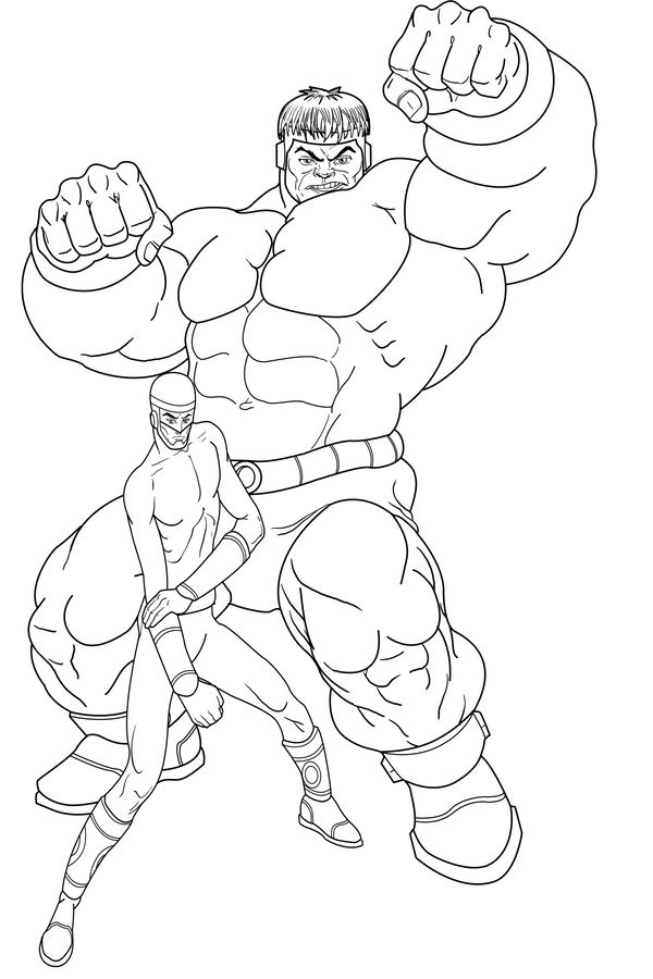 Bruce Banner The Hulk By Hulkdaddyg On Deviantart