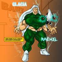 Rachel vs Glacia promo
