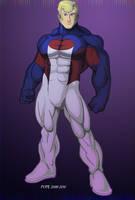 I-Force by hulkdaddyg