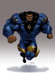 Gilead Samson artofraku by hulkdaddyg