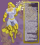 Lady Might Bio