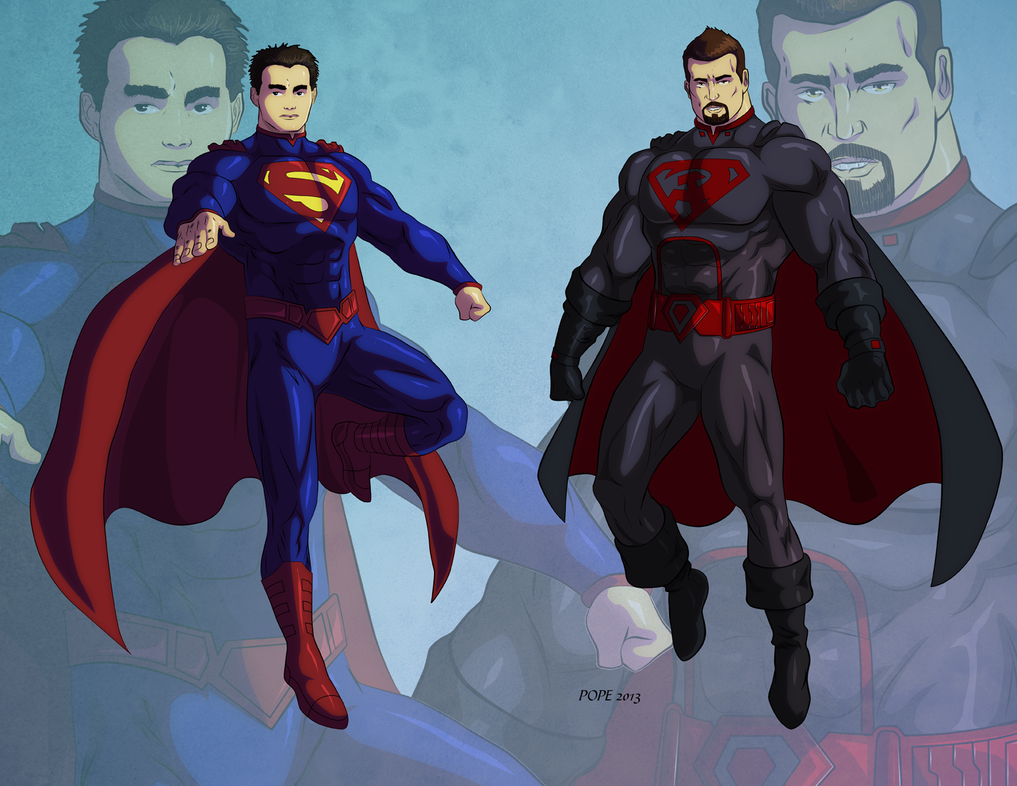 Superman cosplay commission by hulkdaddyg on DeviantArt