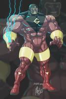 Grudge Lightning 2014 by hulkdaddyg