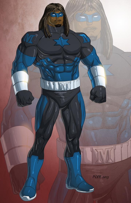 Bluestar by hulkdaddyg