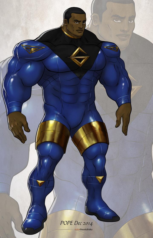 Gilead Samson by hulkdaddyg